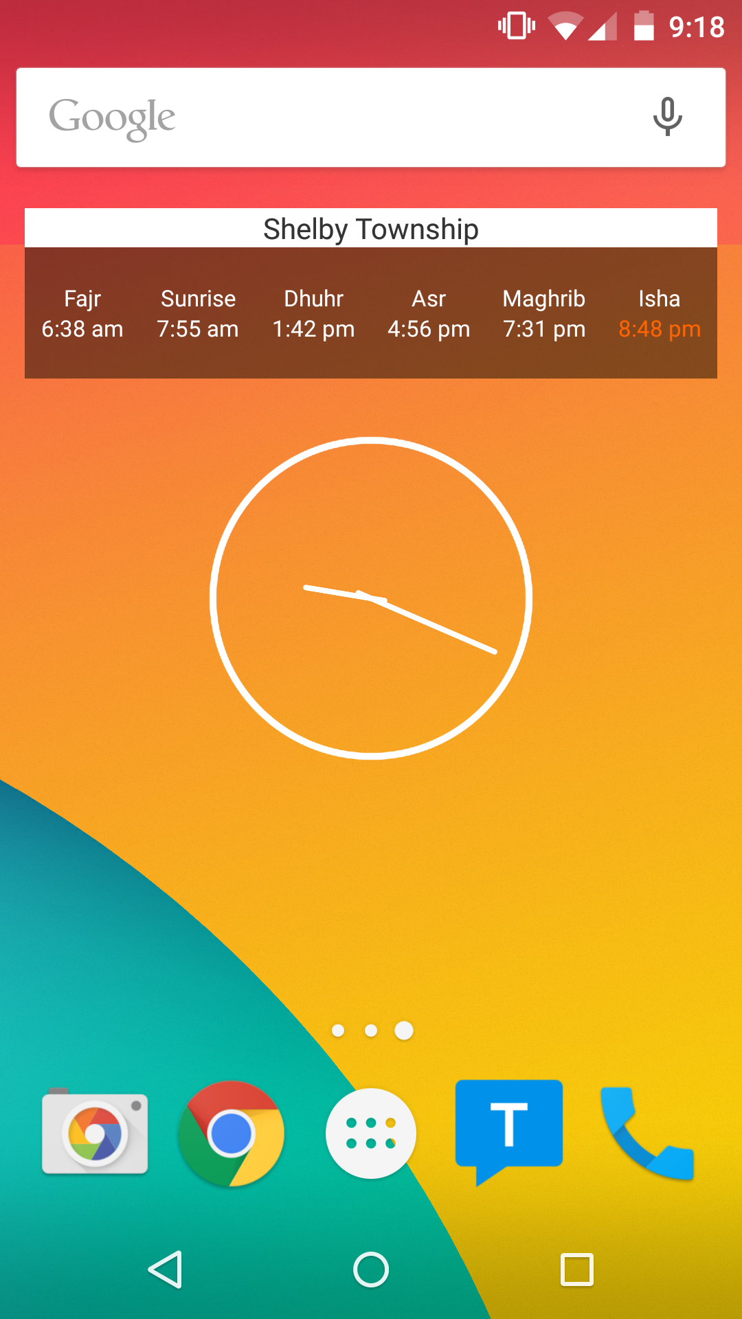 Prayer Timings Widgets for Muslim Azan & Prayer Times